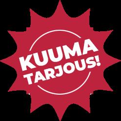 KUUMA Tarjous!
