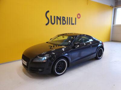 Audi TT 2.0 TFSI 200hv + Xenon + Nahat + Seuraava katsastus 22.2.2021 - Sunbiili