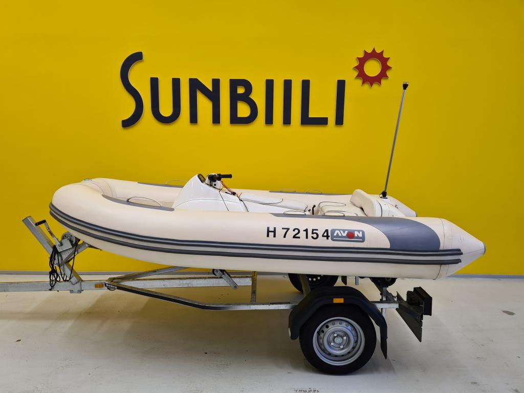 Avon 320 RIB - Sunbiili