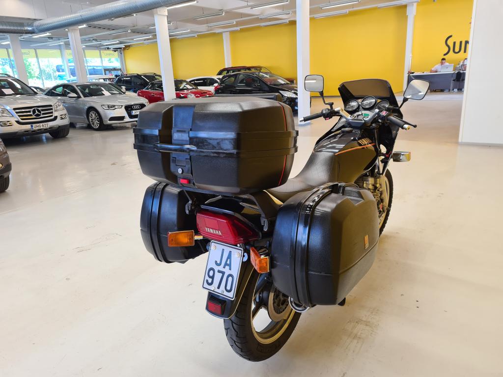 Yamaha XJ XJ900 *Siistikuntoinen suomipyörä* - Sunbiili